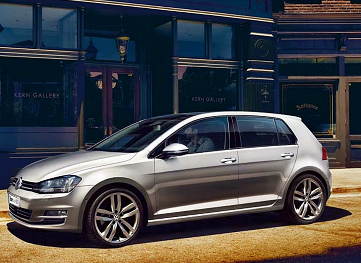 Volkswagen Golf 7 Shortlease Shortleasen Short Lease leasen lease aanbod 2